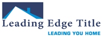 Leading Edge Title
